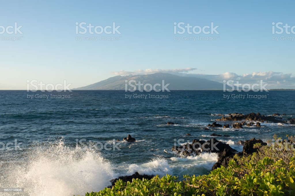 Maui Hawaii stock photo