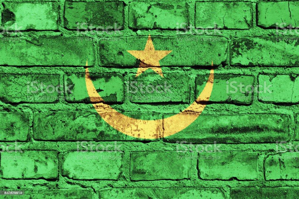 Mauritania stock photo
