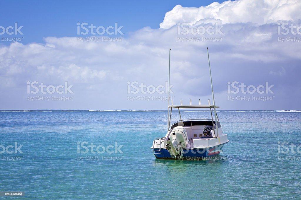 Mauritius royalty-free stock photo