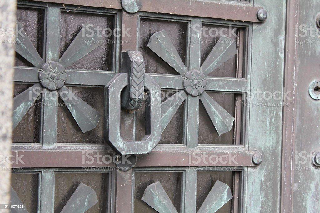 Mausoleum Door Rememberance; Mausoleum Doors 3 ... & Mausoleum Doors 2 stock photo 511657324 | iStock Pezcame.Com