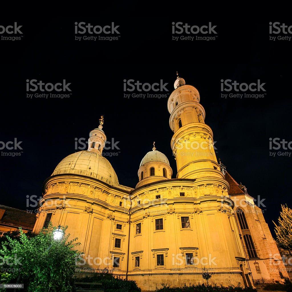 Mausoleum Graz stock photo