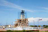 Maximo Gomez monument, Havana,