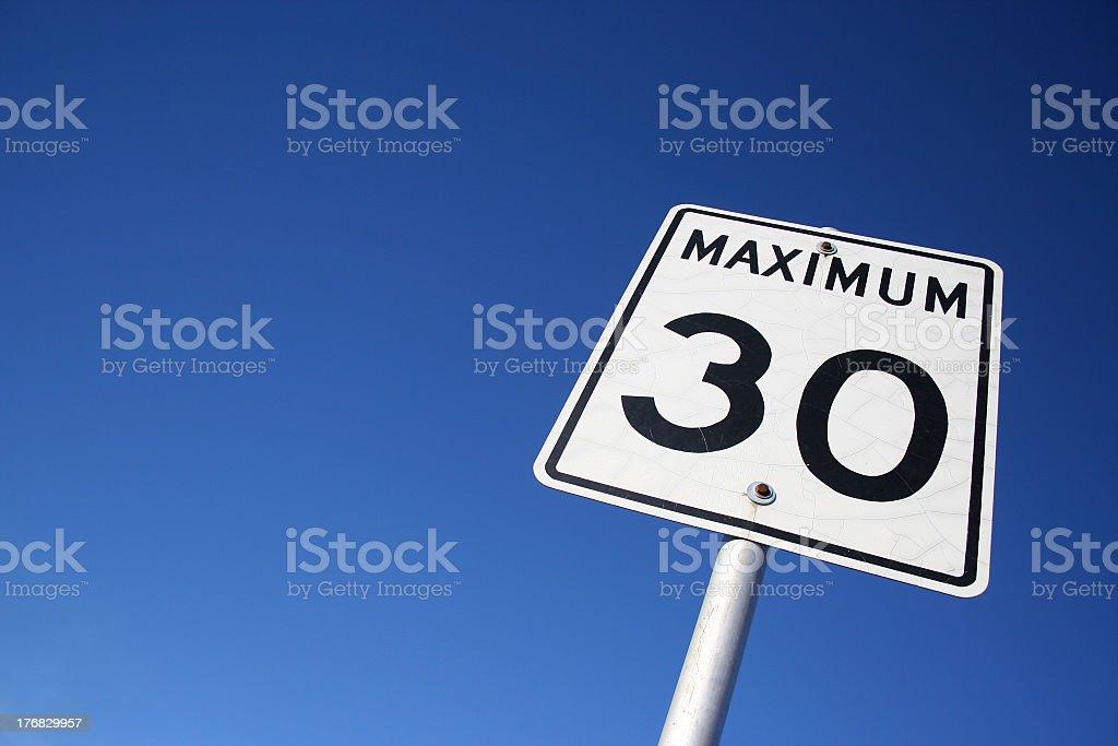 maximum 30 stock photo