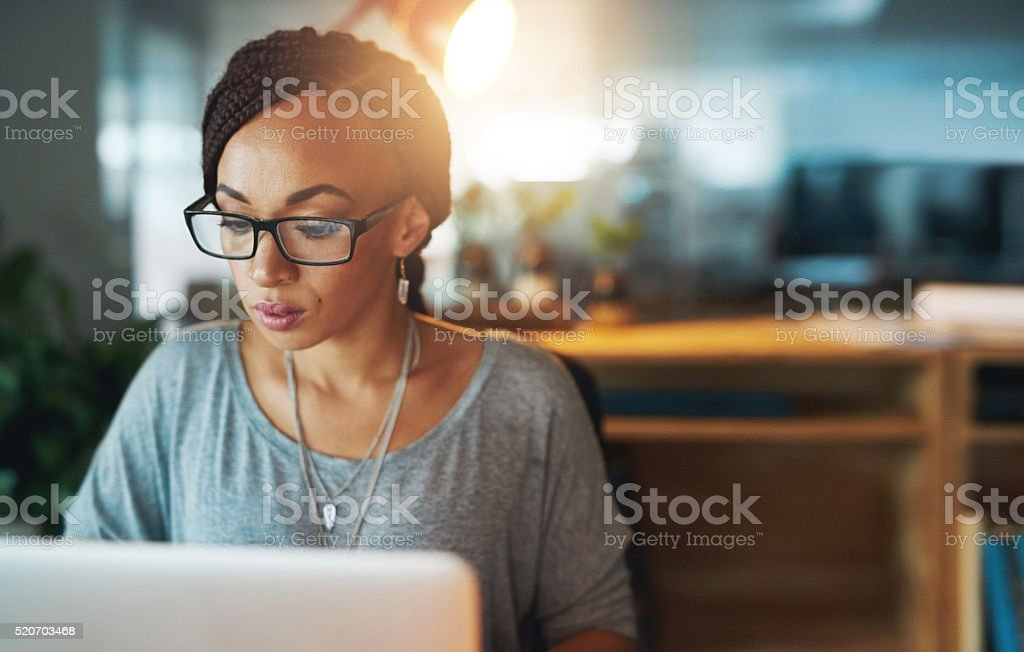 Maximum effort stock photo