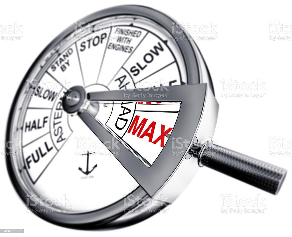 maximum stock photo