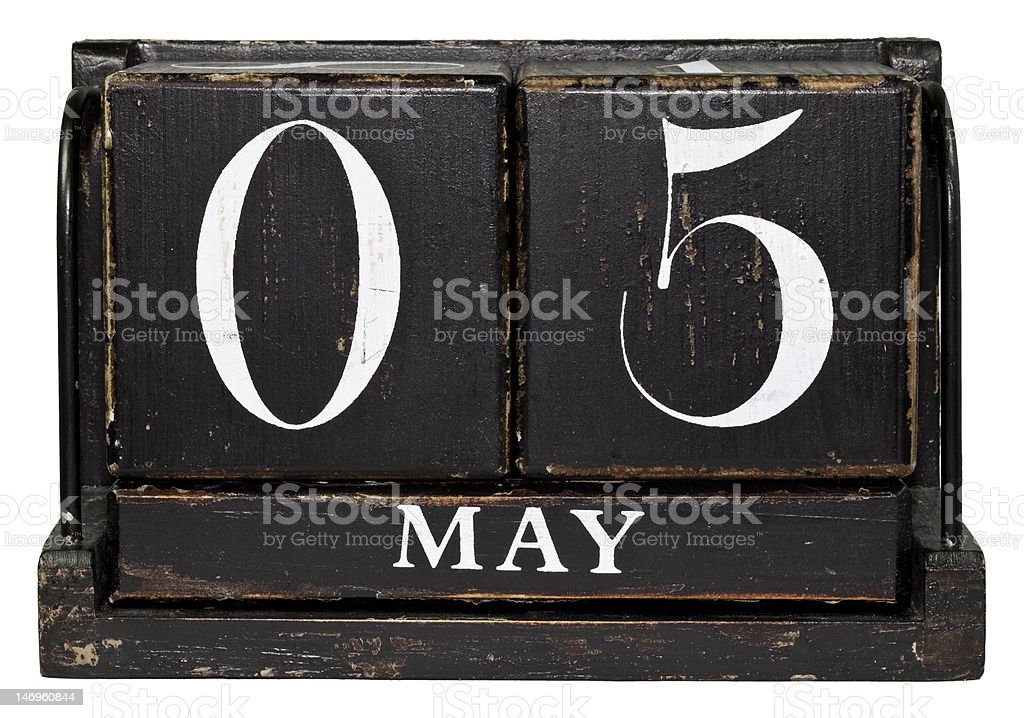 May 5 - Cinco de Mayo stock photo