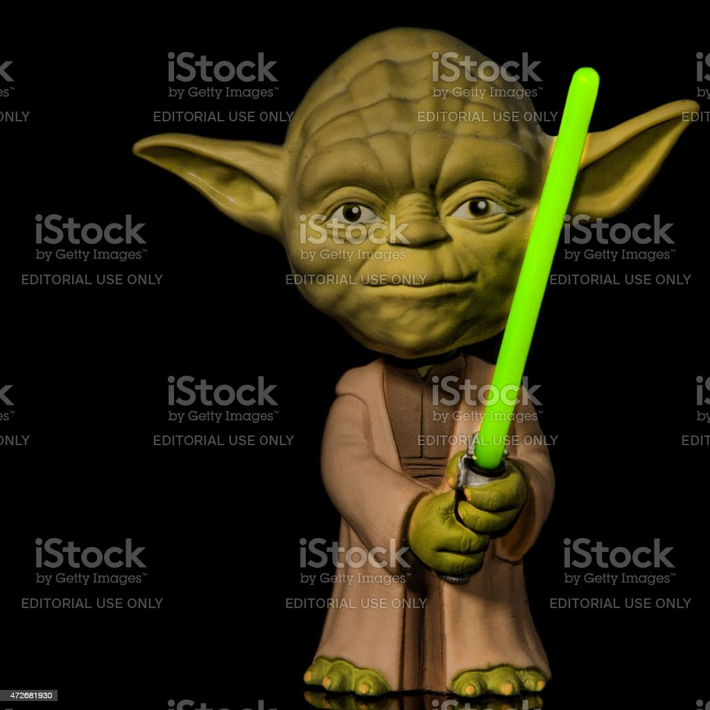 May the 4th be with you stock photo