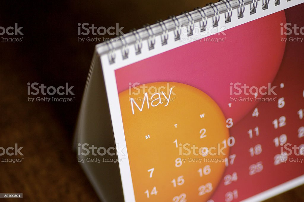 May Up Close... royalty-free stock photo