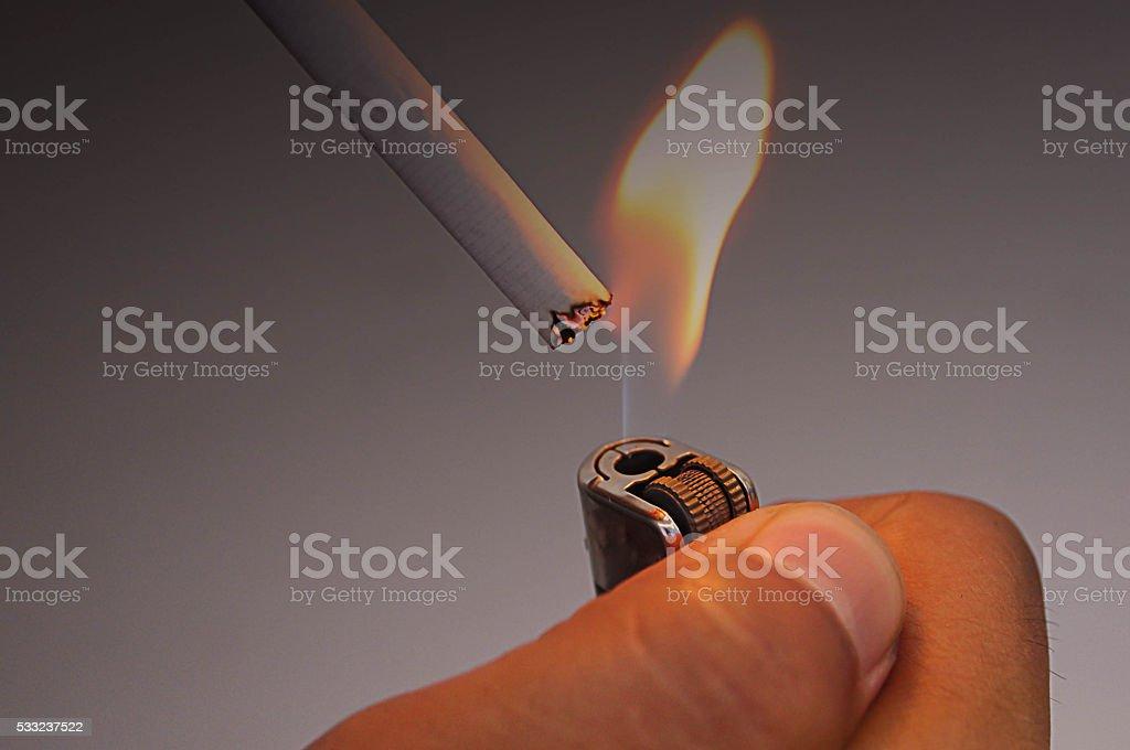 31 May World No Tobacco Day stock photo