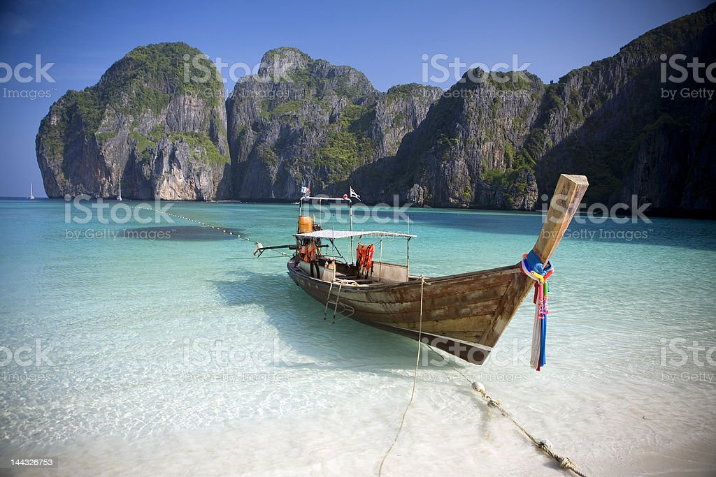 Maya Bay royalty-free stock photo