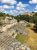 Mayan ruins of Ek' Balam