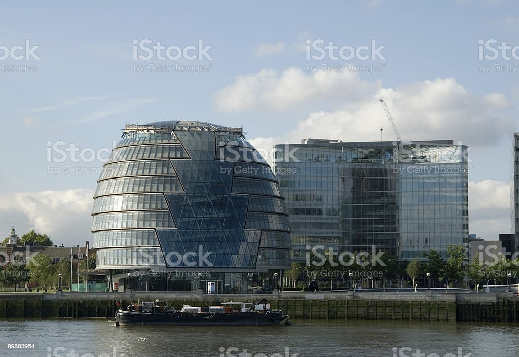Mayor of London Office royalty-free stock photo