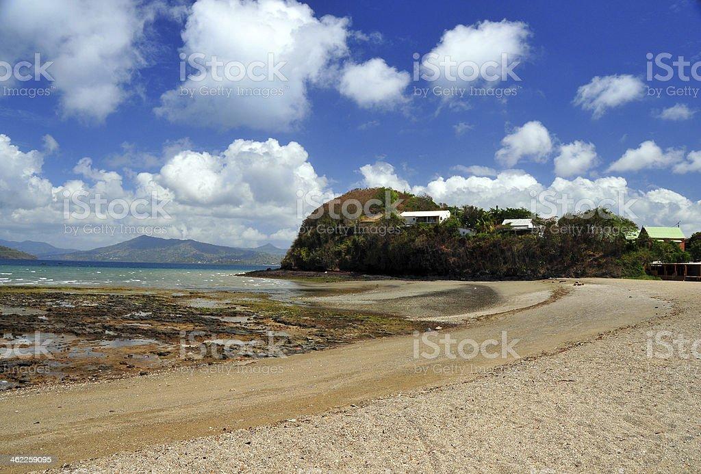 Mayotte: Plage du Far? stock photo
