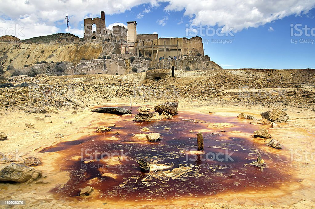 Mazarron royalty-free stock photo