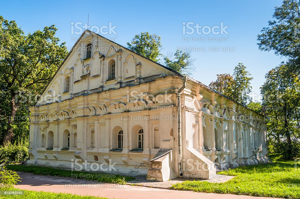 Mazepa's house stock photo