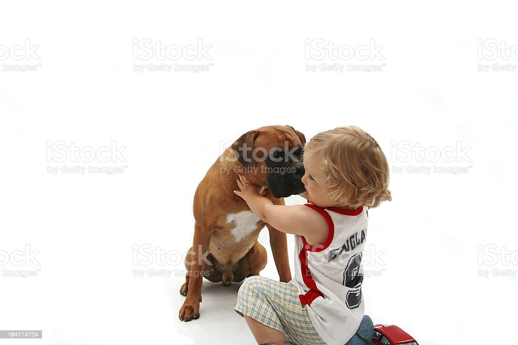 Me and my friend royalty-free stock photo