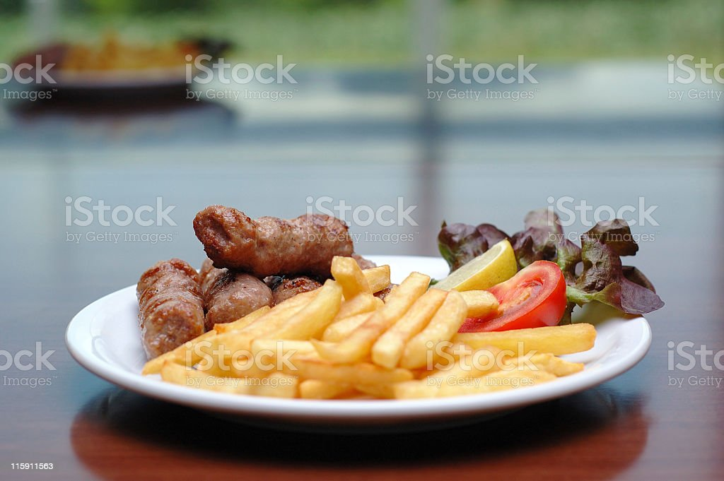 Meal royalty-free stock photo