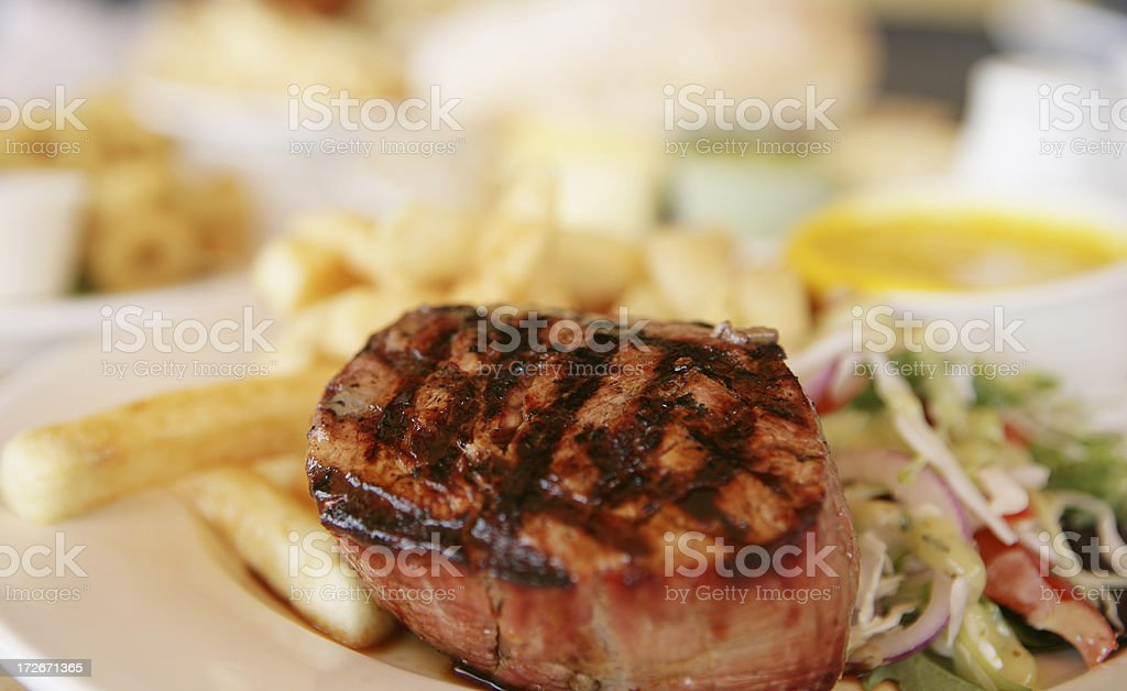 Meals royalty-free stock photo
