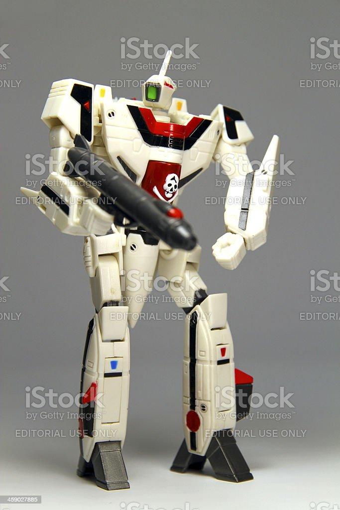 Mean Machine royalty-free stock photo
