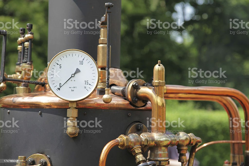 Measure device royalty-free stock photo