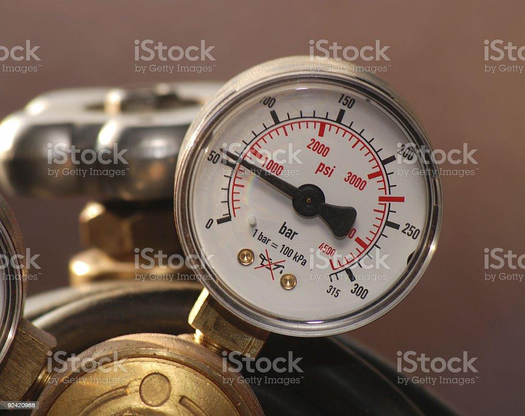 Measure stock photo