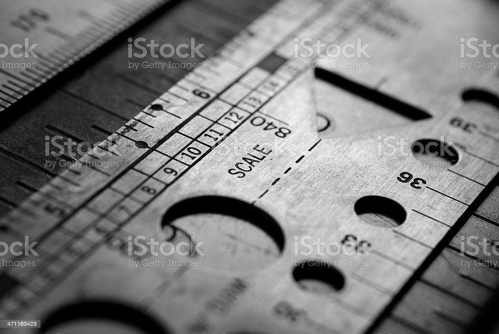 Measurement stock photo