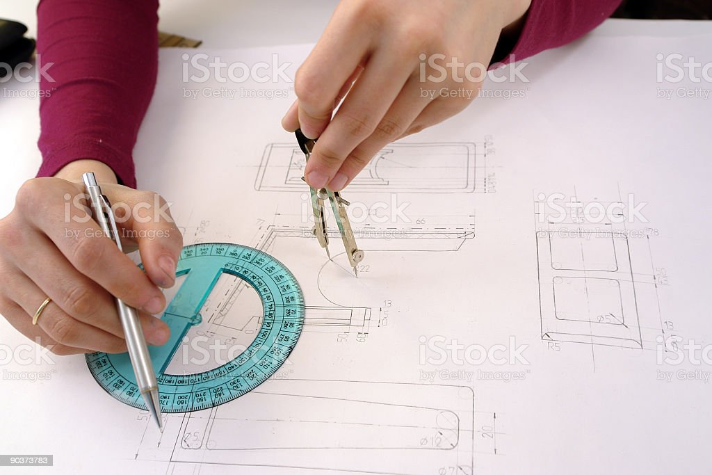 Measurement royalty-free stock photo