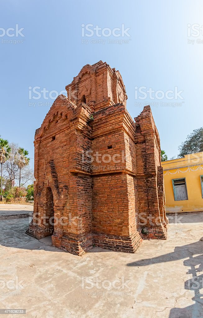Measurement temple royalty-free stock photo