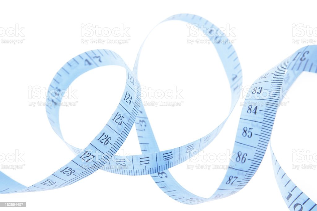 Measurements royalty-free stock photo