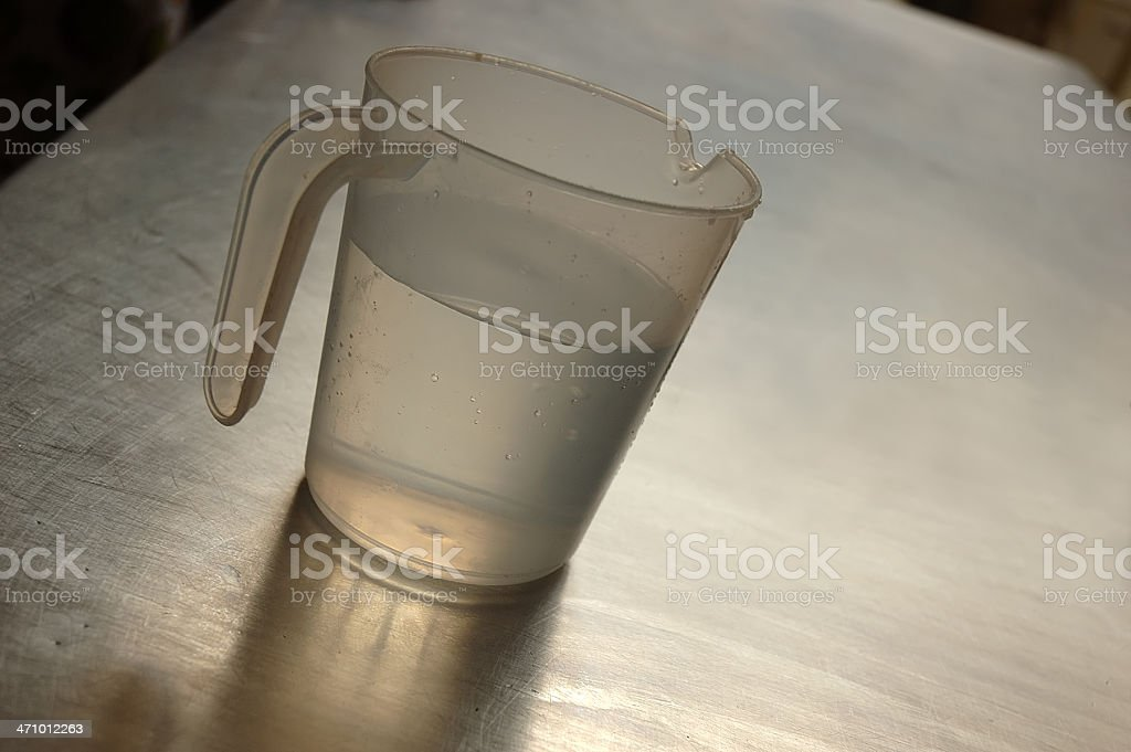 measuring cup royalty-free stock photo