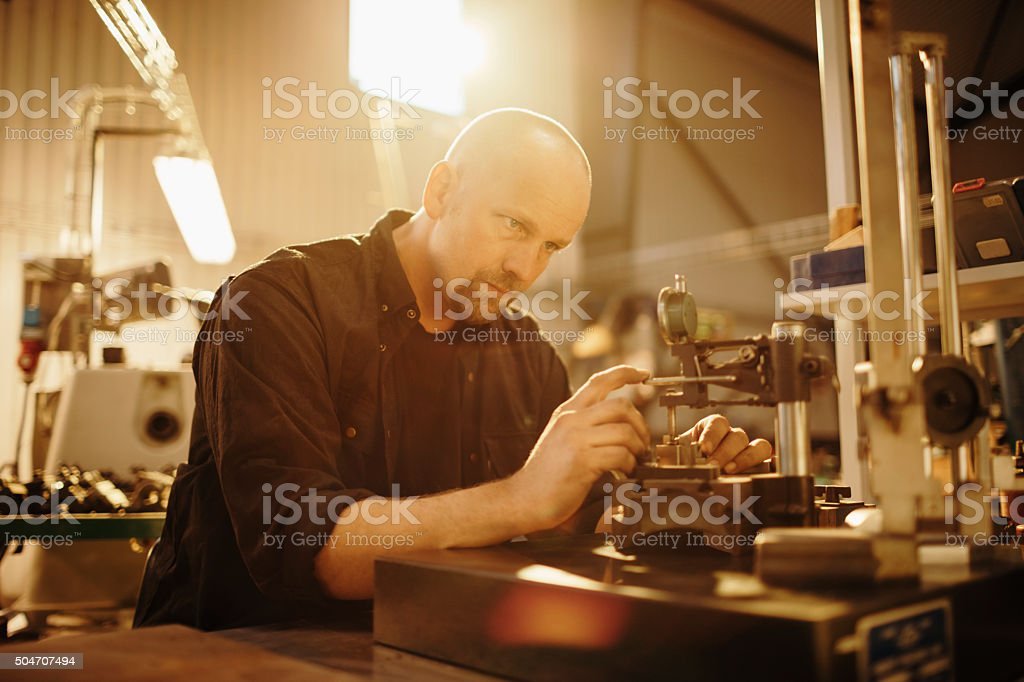 Measuring stock photo