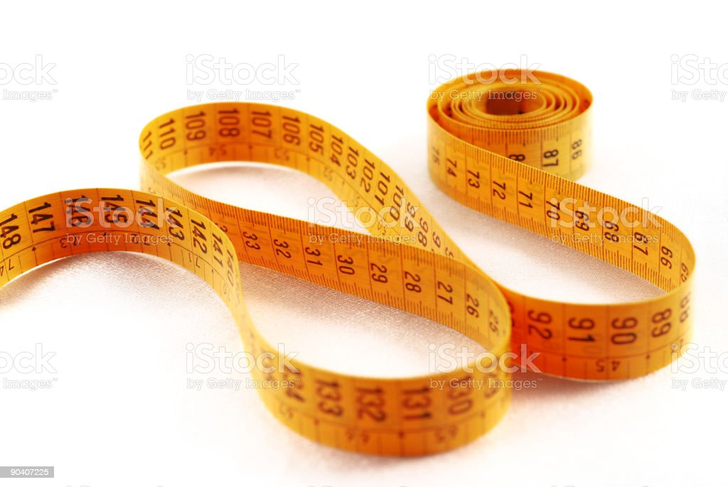 Measuring Tape royalty-free stock photo