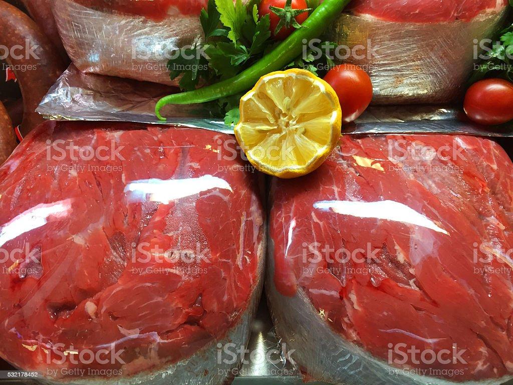 Meat #3 stock photo
