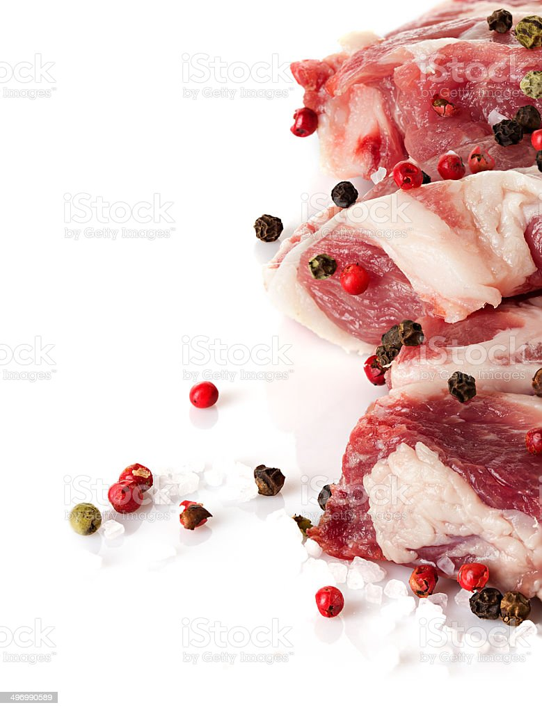 meat raw royalty-free stock photo
