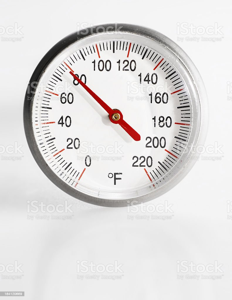 meat thermometer in 80 stock photo