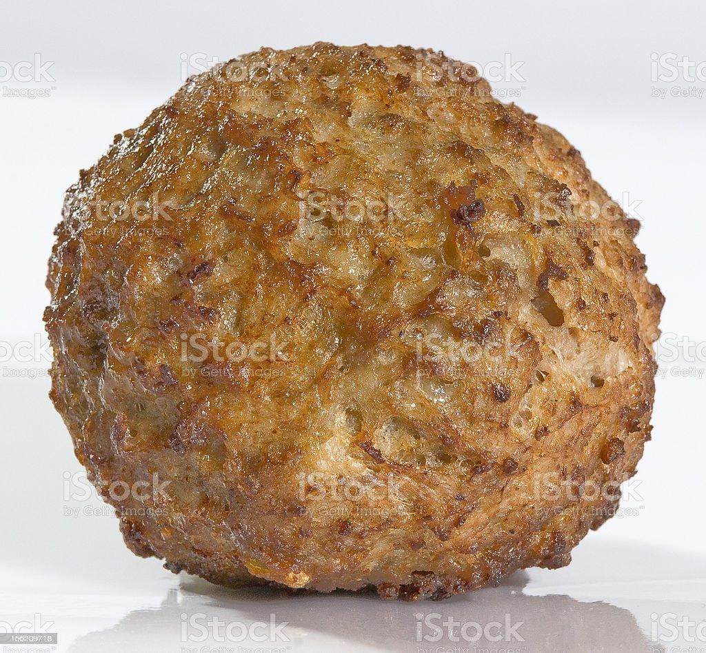 meatball1 royalty-free stock photo