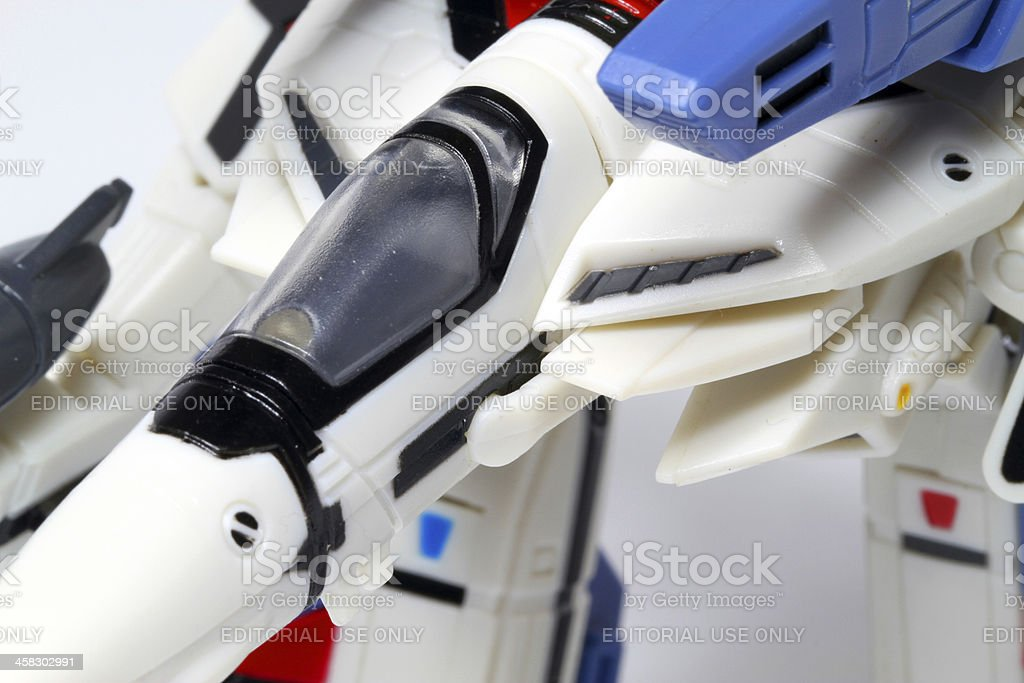 Mecha royalty-free stock photo