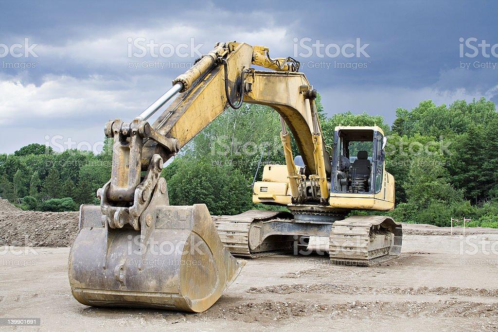 Mechanical Dinosaur royalty-free stock photo