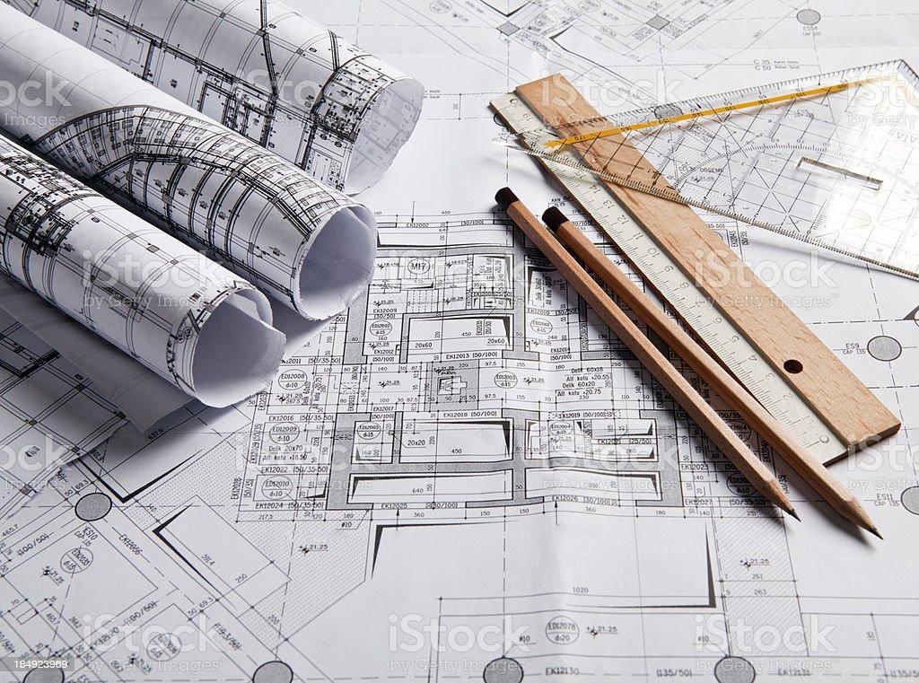 Mechanical engineering royalty-free stock photo