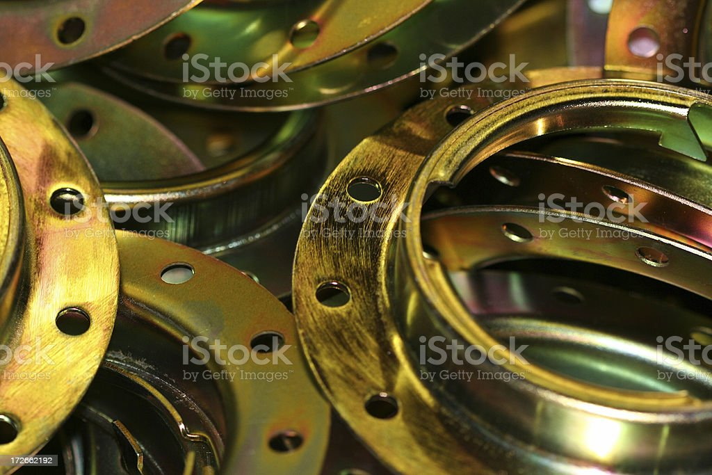 mechanical parts 001 royalty-free stock photo
