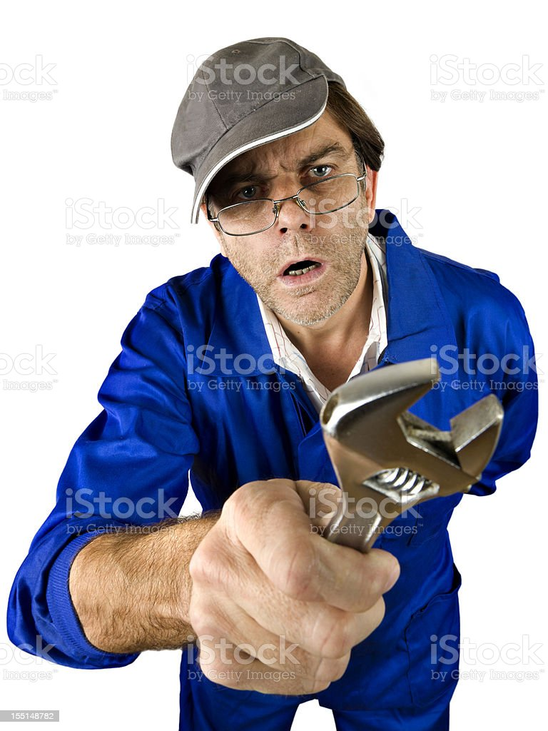 Mechanical stock photo