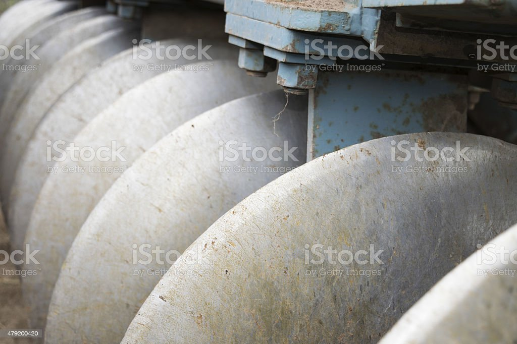 mechanical structures stock photo