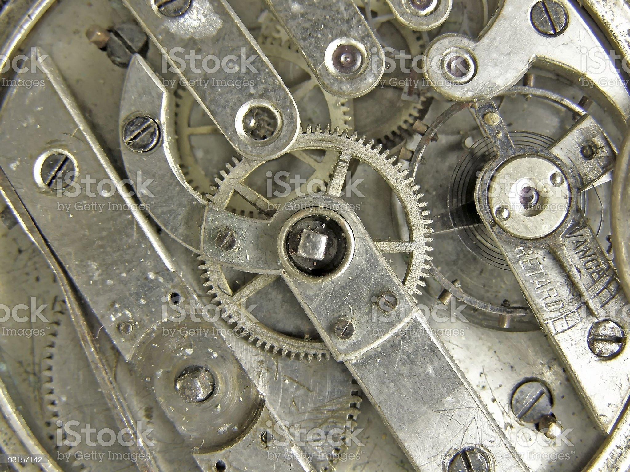 mechanism royalty-free stock photo