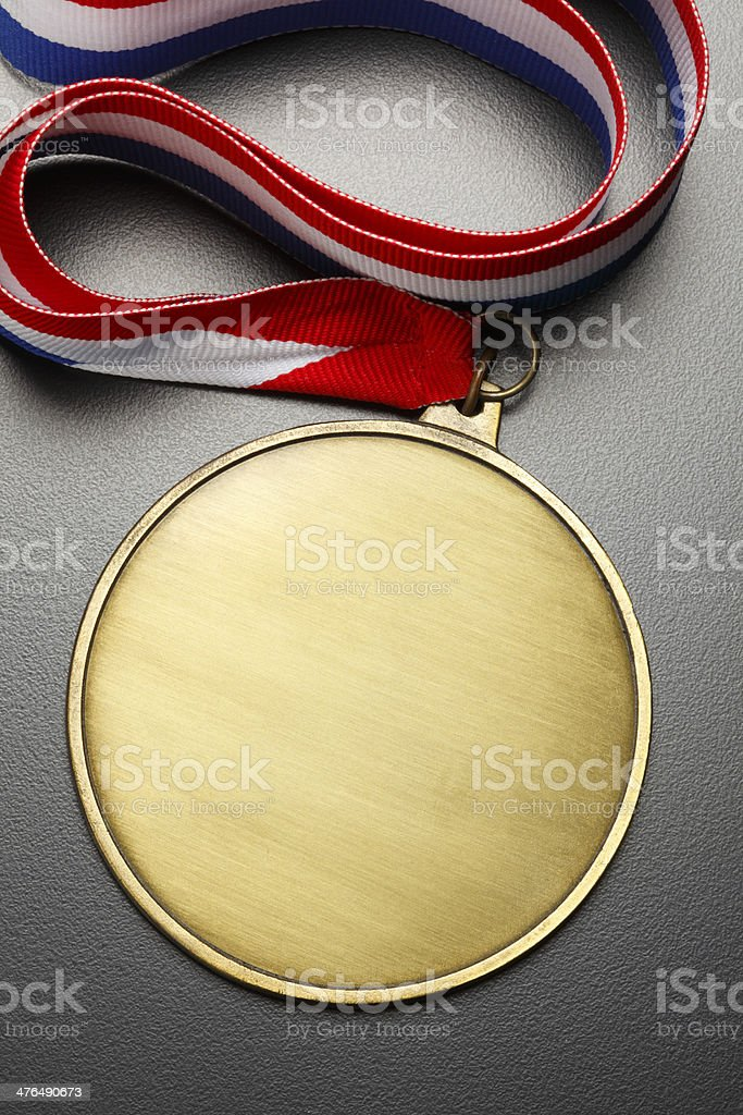 Medal royalty-free stock photo