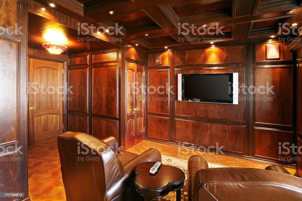 Media area royalty-free stock photo