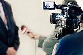 TV Media Interview