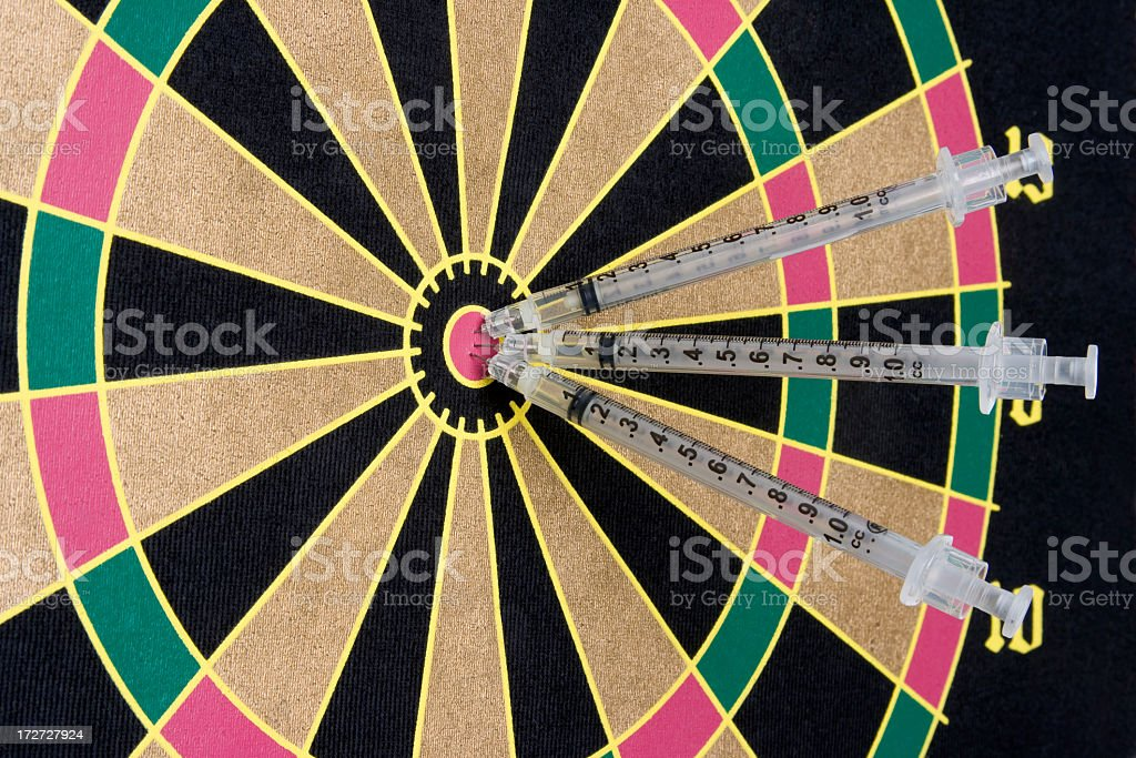 Medical Accuracy royalty-free stock photo
