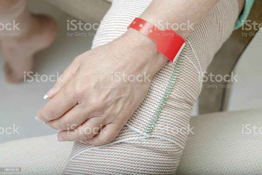 Medical: Allergy Alert and Identification stock photo