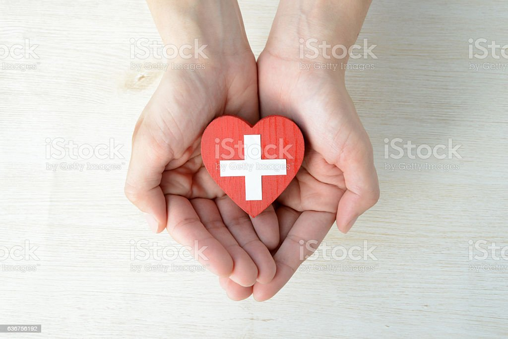 Medical and donor concepts stock photo