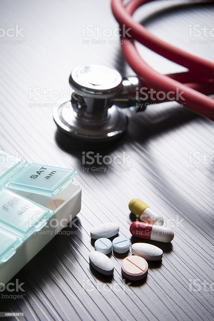 medical appointment stock photo